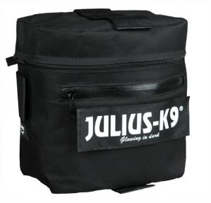 Julius K9 Side bags, Removable Backpack for Harness